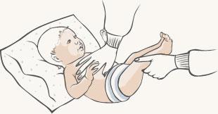 Почему ночью болит живот у новорожденного thumbnail