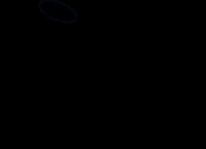 Химическая структура азитромицина.