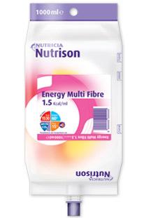 Нутризон Энергия с пищевыми волокнами