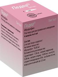 Ибупрофен инструкция по применению уколы внутримышечно